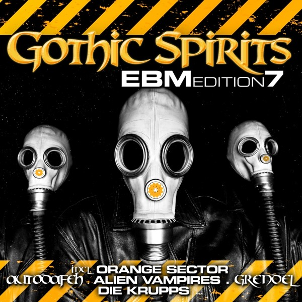 V.A. - Gothic Spirits EBM Edition 7 - 2CD