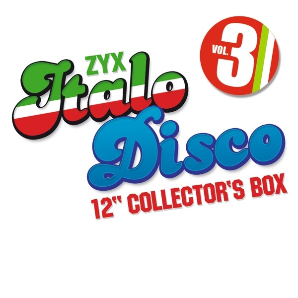 V.A. - Italo Disco 12 Inch Collector s Box 3 - 10 MaxiCD