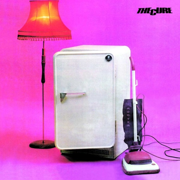 The Cure - Three Imaginary Boys - LP + MP3