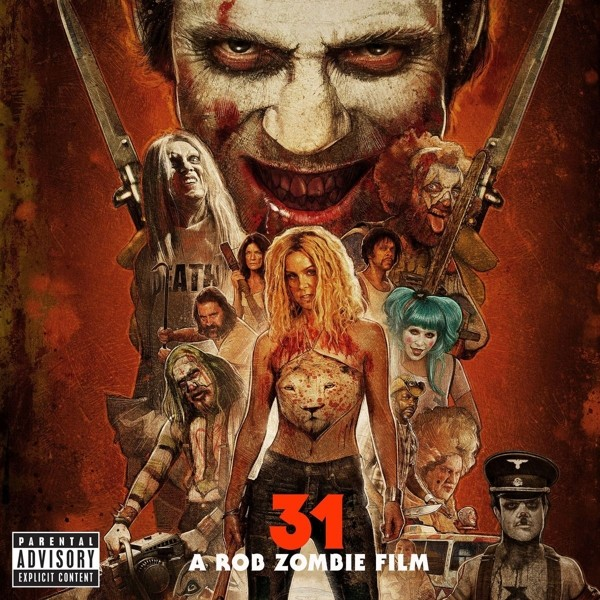 V.A. - 31-A Rob Zombie Film (OST) - LP