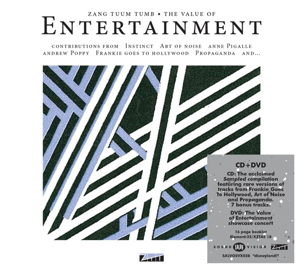 V.A. - The Value Of Entertainment - CD/DVD