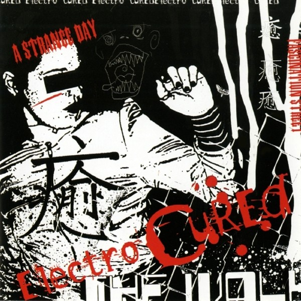 V.A. - Electrocured – An Electro Tribute To The Cure - CD
