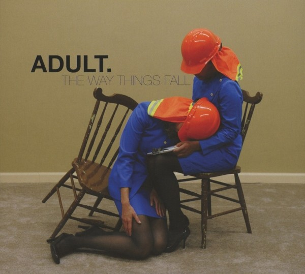 Adult - The Way Things Fall - CD