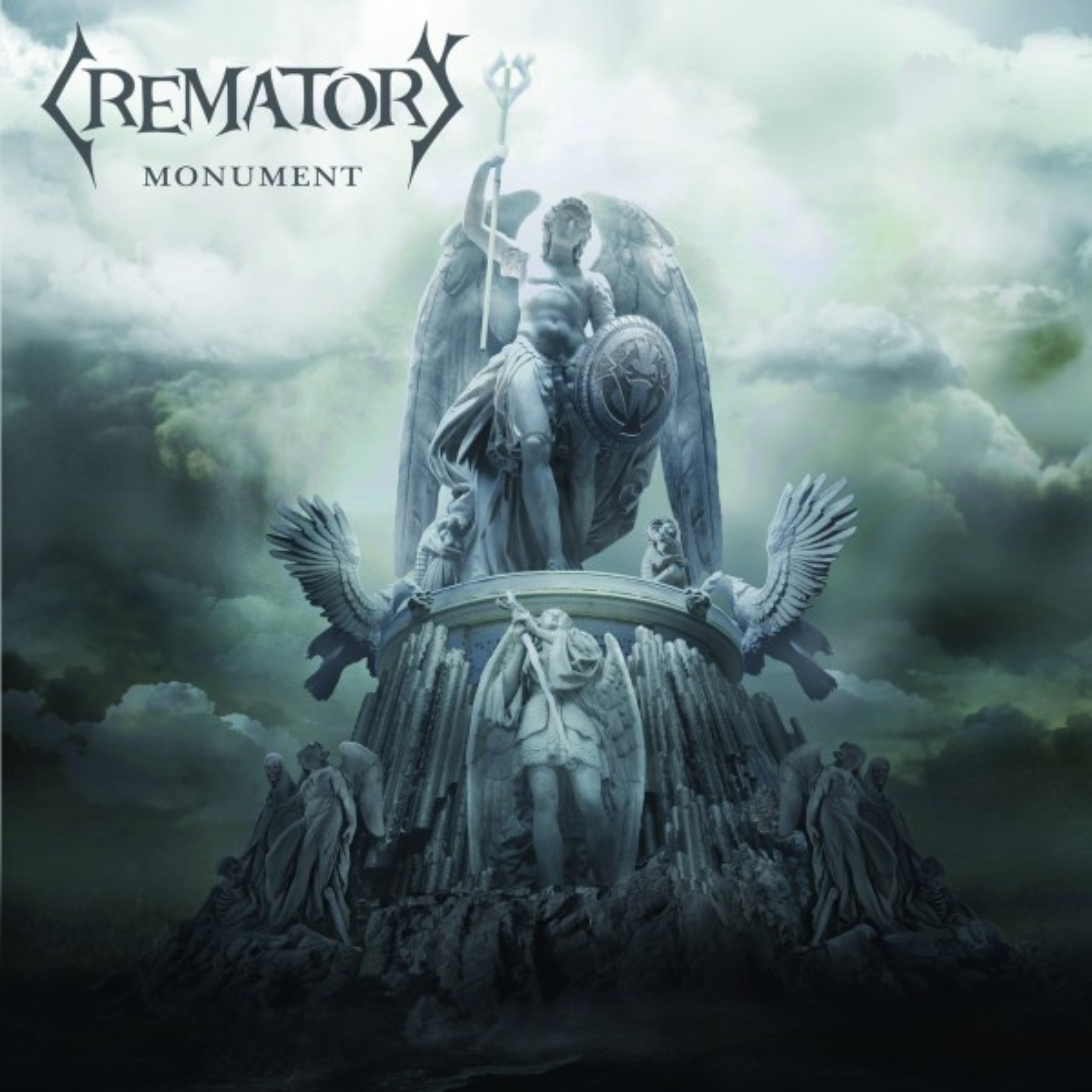 Crematory - Monument - LP/ CD - 2LP+CD