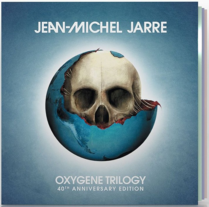 Jean Michel Jarre - Oxygene Trilogy (Limited Edition) - 3LP+3CD
