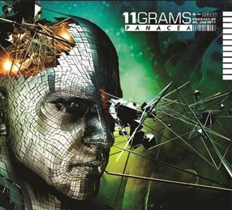 11 Grams - Panacea - CD