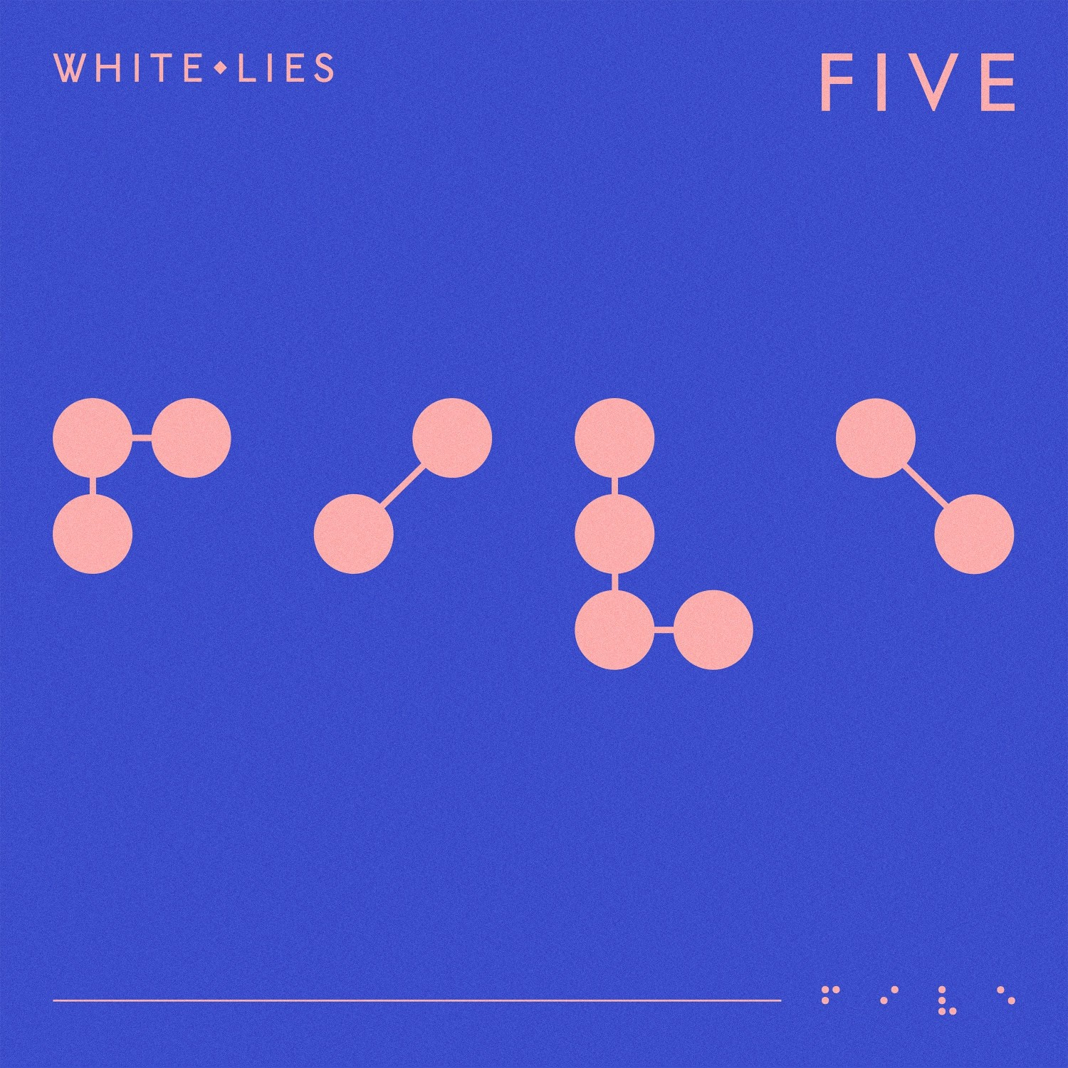 White Lies - Five - CD