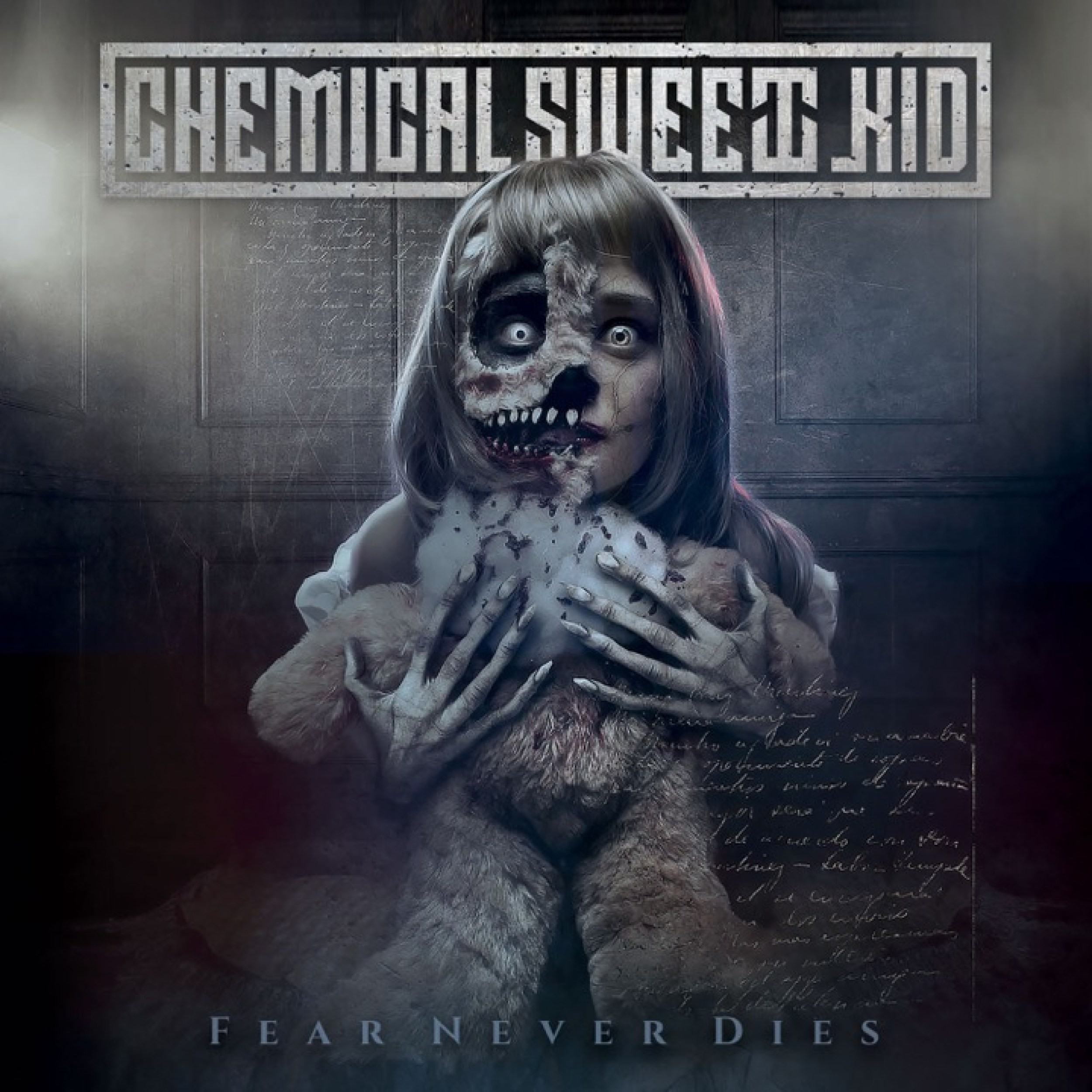 Chemical Sweet Kid - Fear Never Dies - CD