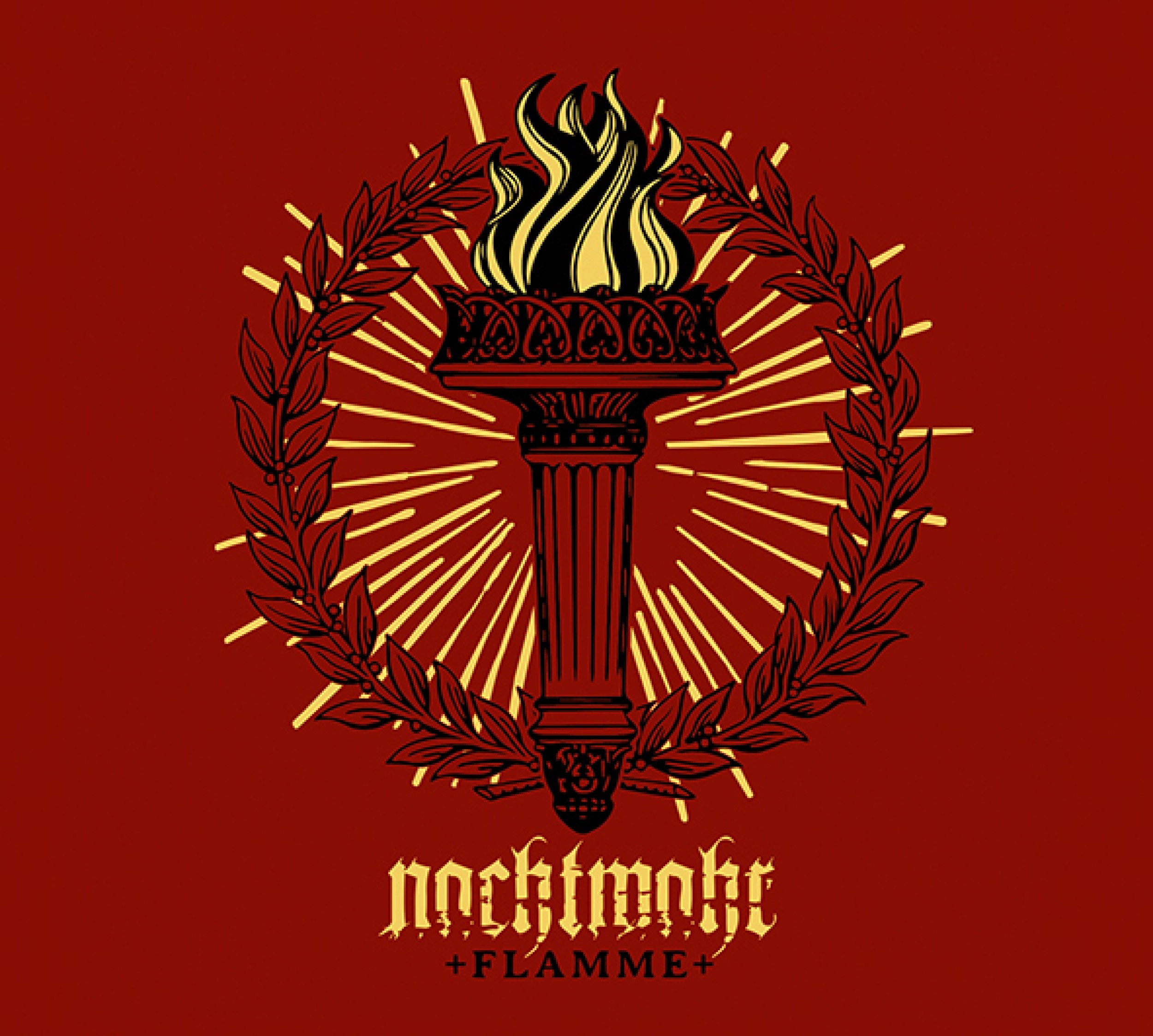 Nachtmahr - Flamme (Limited Edition) - CD