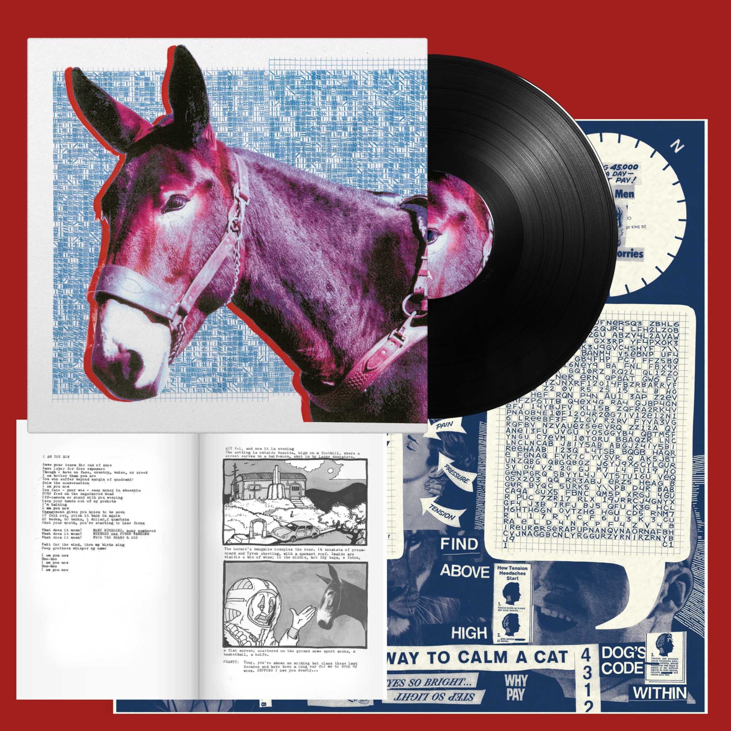 Protomartyr - Ultimate Success Today - LP