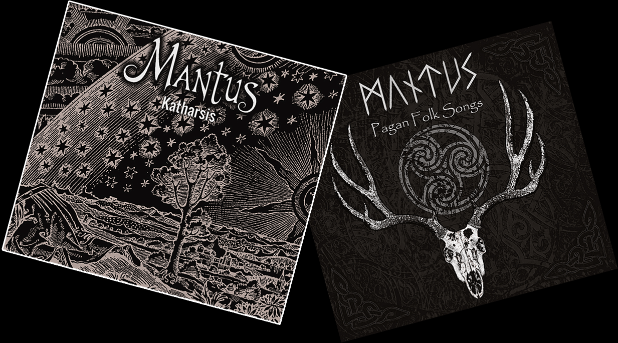 Mantus - Katharsis & Pagan Folk Songs - 2CD