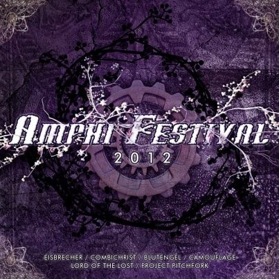 V.A. - Amphi Festival 2012 Compilation - CD