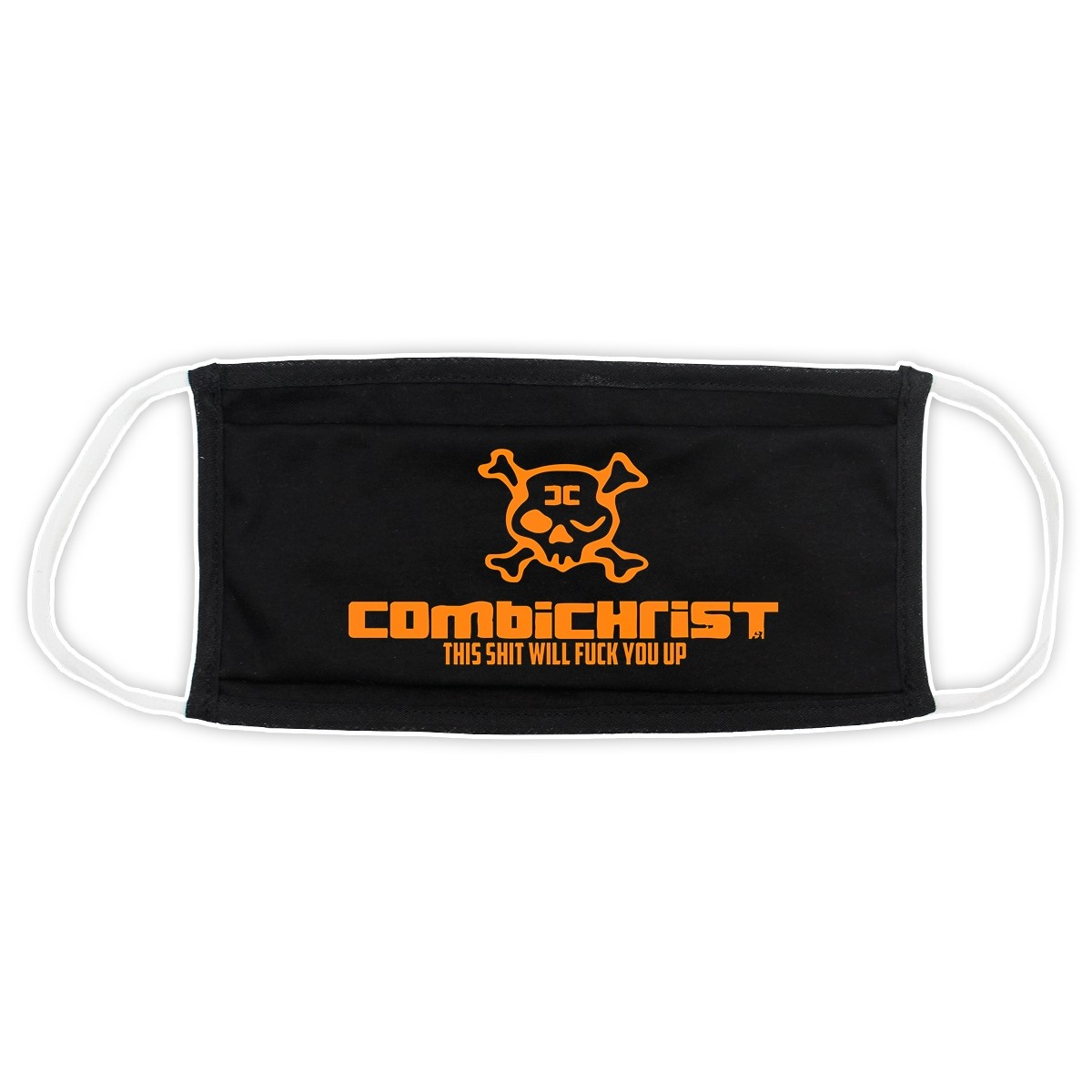 Combichrist - This Shit Will Fuck You Up - Gesichtsmaske