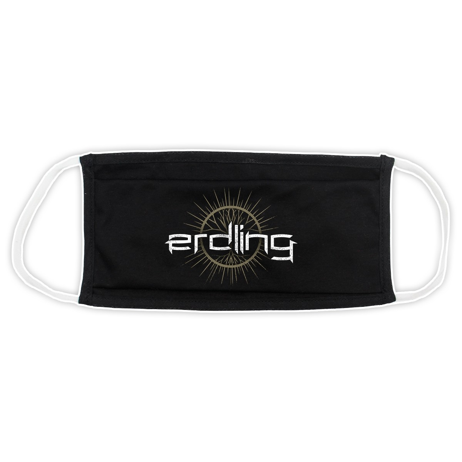 Erdling - Logo - Gesichtsmaske