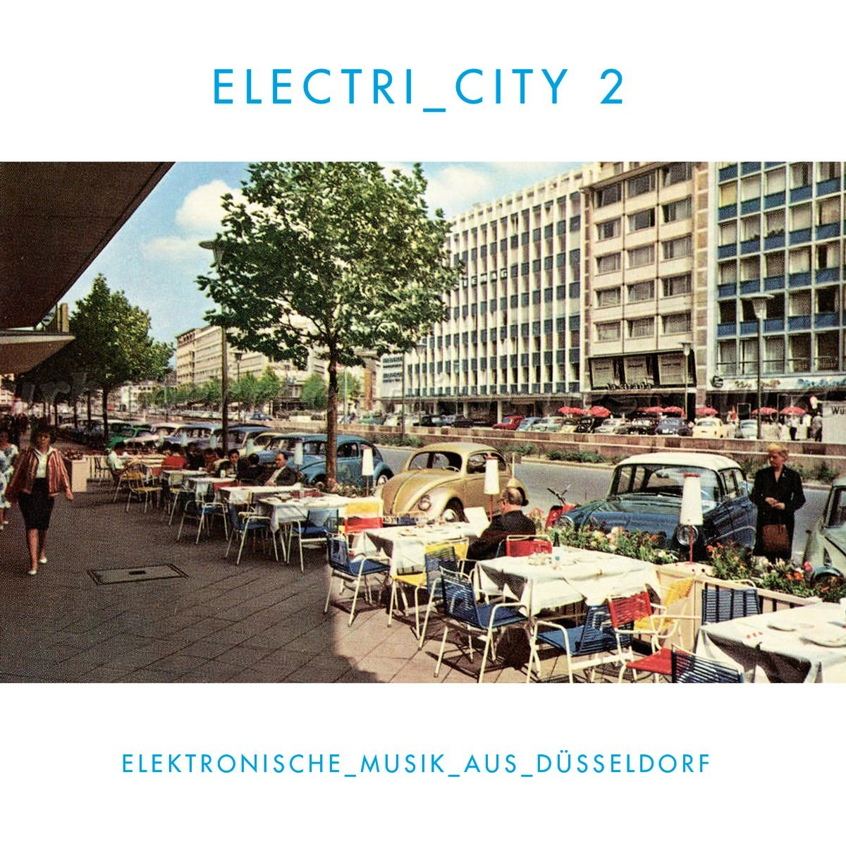 V.A. - Electri_city Vol. 2 - LP