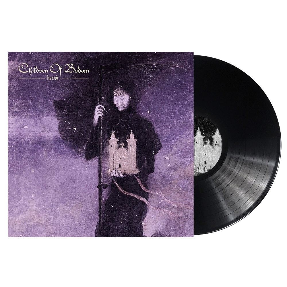 Children Of Bodom - Hexed (Black Vinyl) - LP
