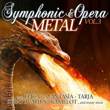 V.A. - Symphonic & Opera Metal Vol.3 - 2CD