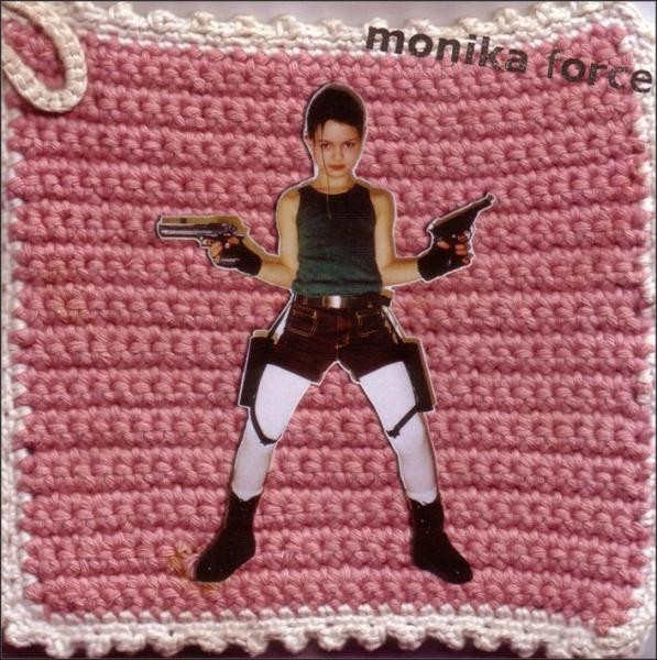 V.A. - Monika Force - CD