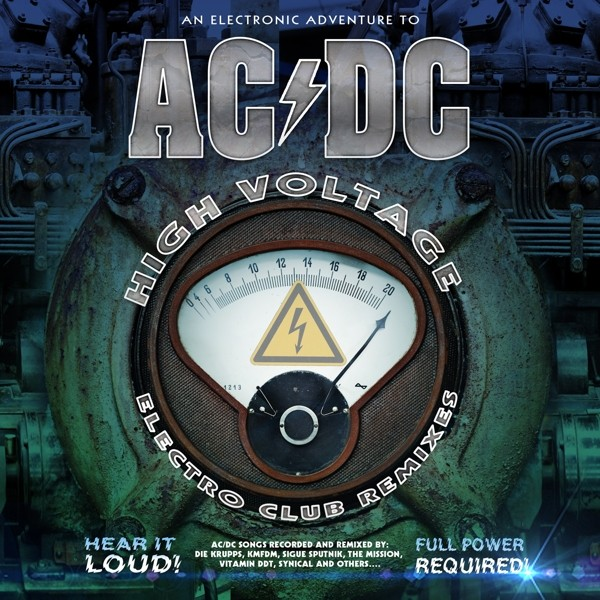 V.A. - An Electronic Adventure To AC/DC - CD