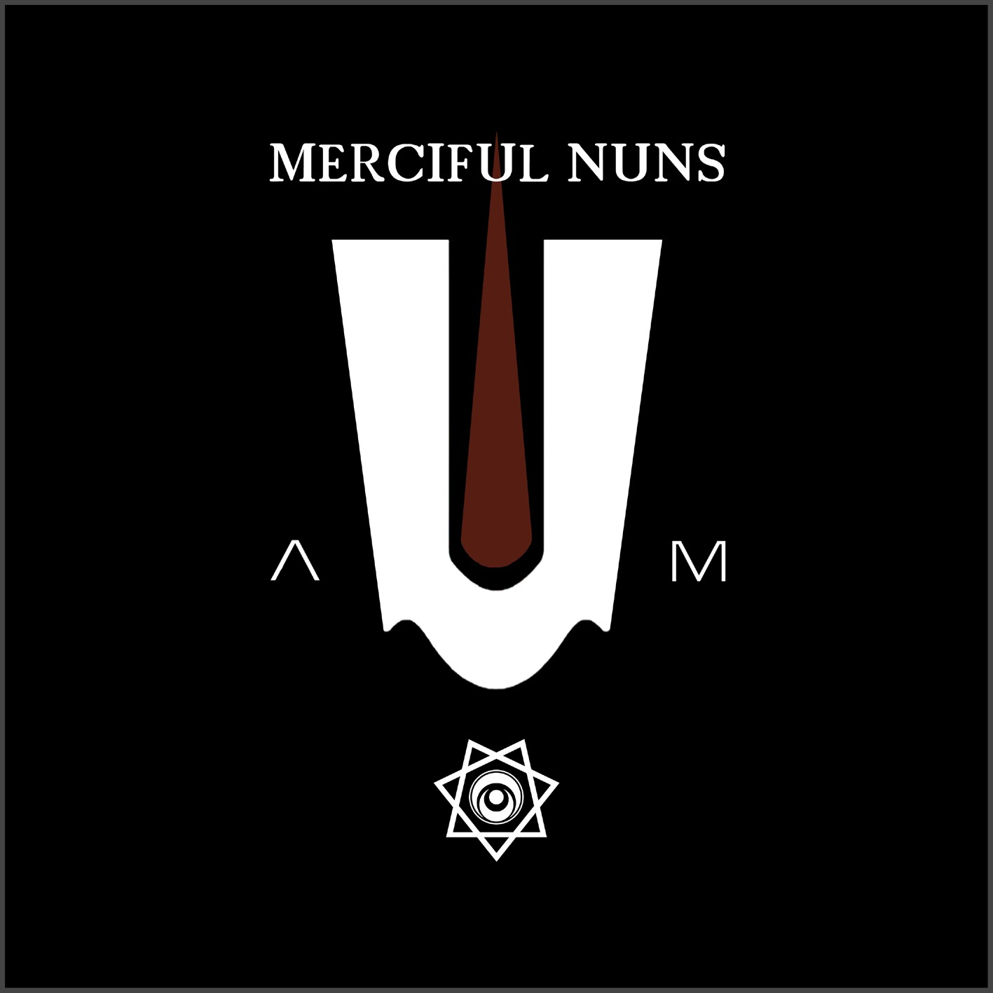 Merciful Nuns - A-U-M - CD