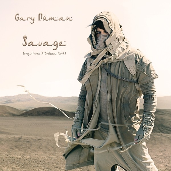 Gary Numan - Savage (Songs from a Broken World) (Deluxe Edition) - CD