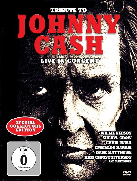 V.A. - Tribute To Johnny Cash - DVD