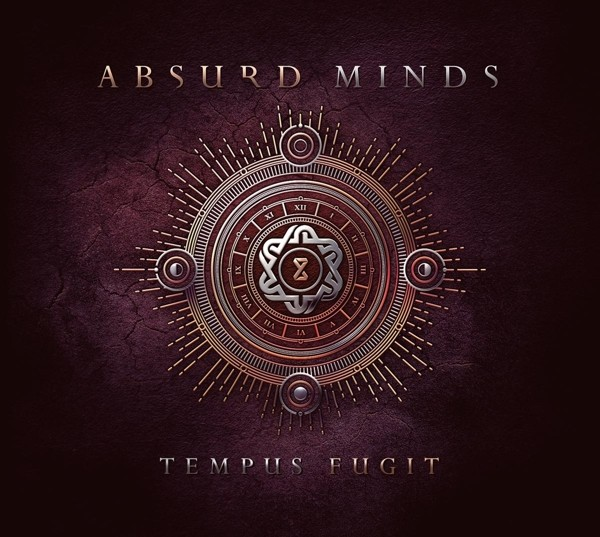 Absurd Minds - Tempus Fugit (2nd Edition) - CD