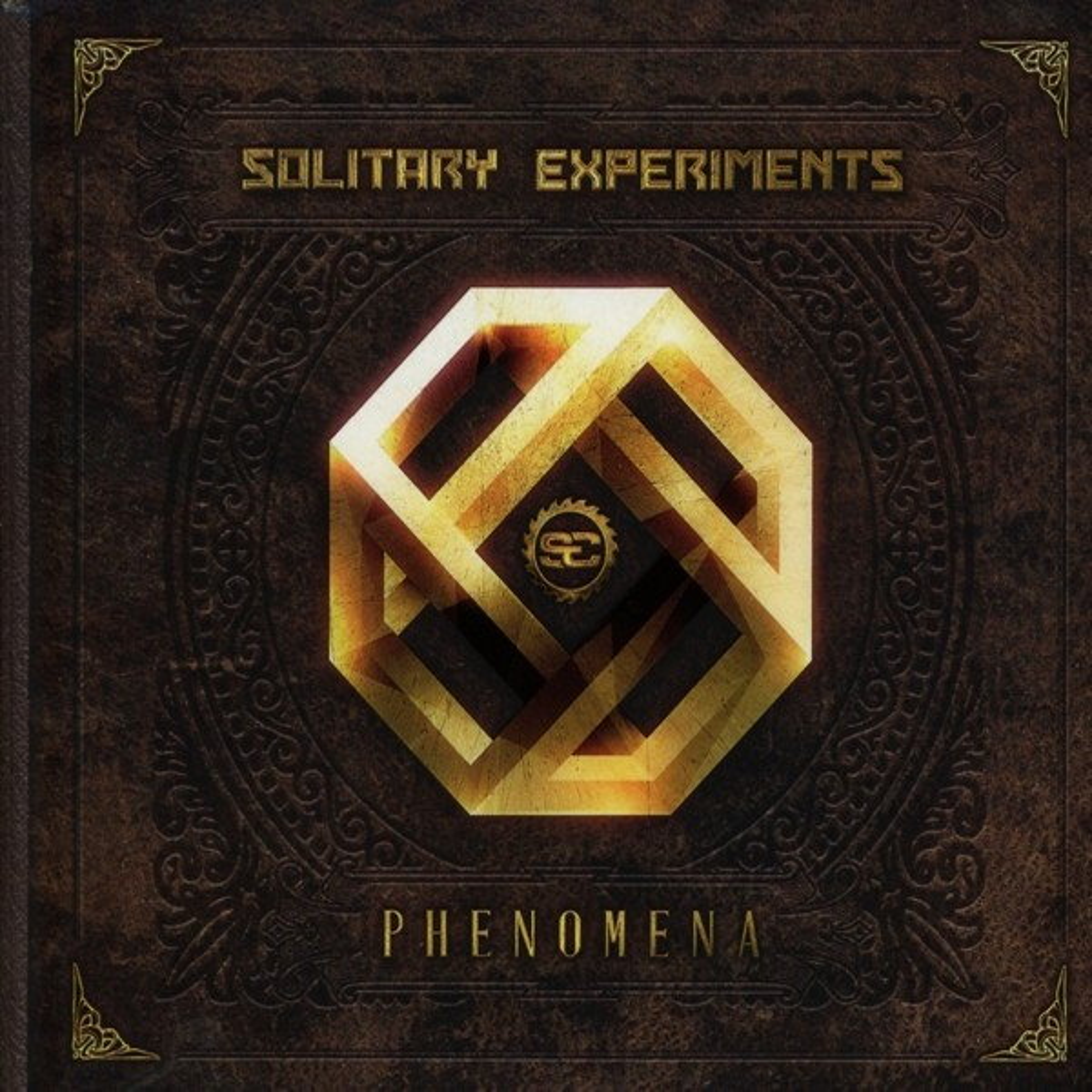 Solitary Experiments - Phenomena - CD