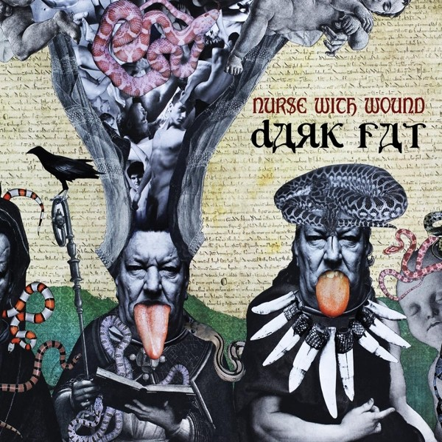 Nurse With Wound - Dark Fat - 2CD