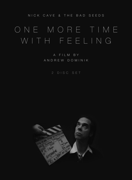 Nick Cave & The Bad Seeds - One More Time With Feeling (3D) - 2BD