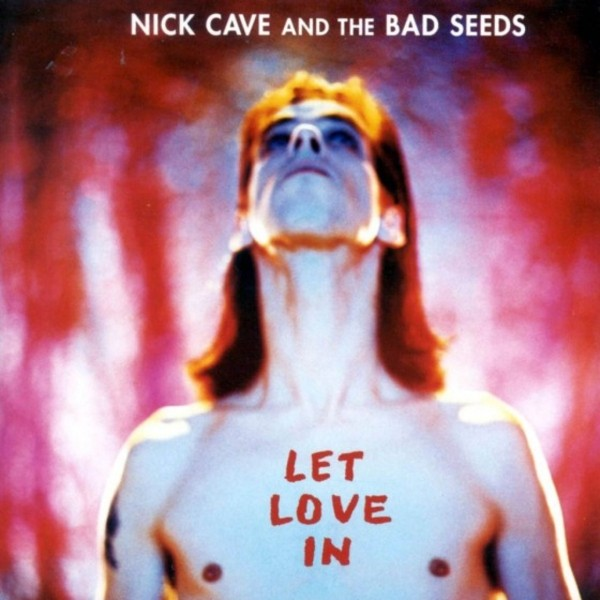 Nick Cave & The Bad Seeds - Let Love In - CD+DVD
