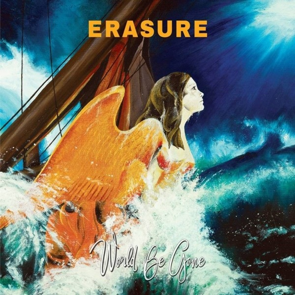 Erasure - World Be Gone - CD