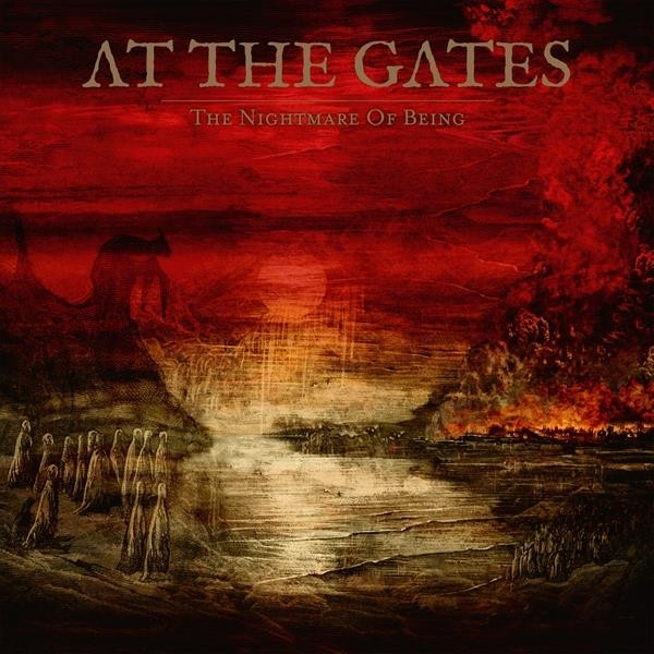 At The Gates - The Nightmare Of Being - CD