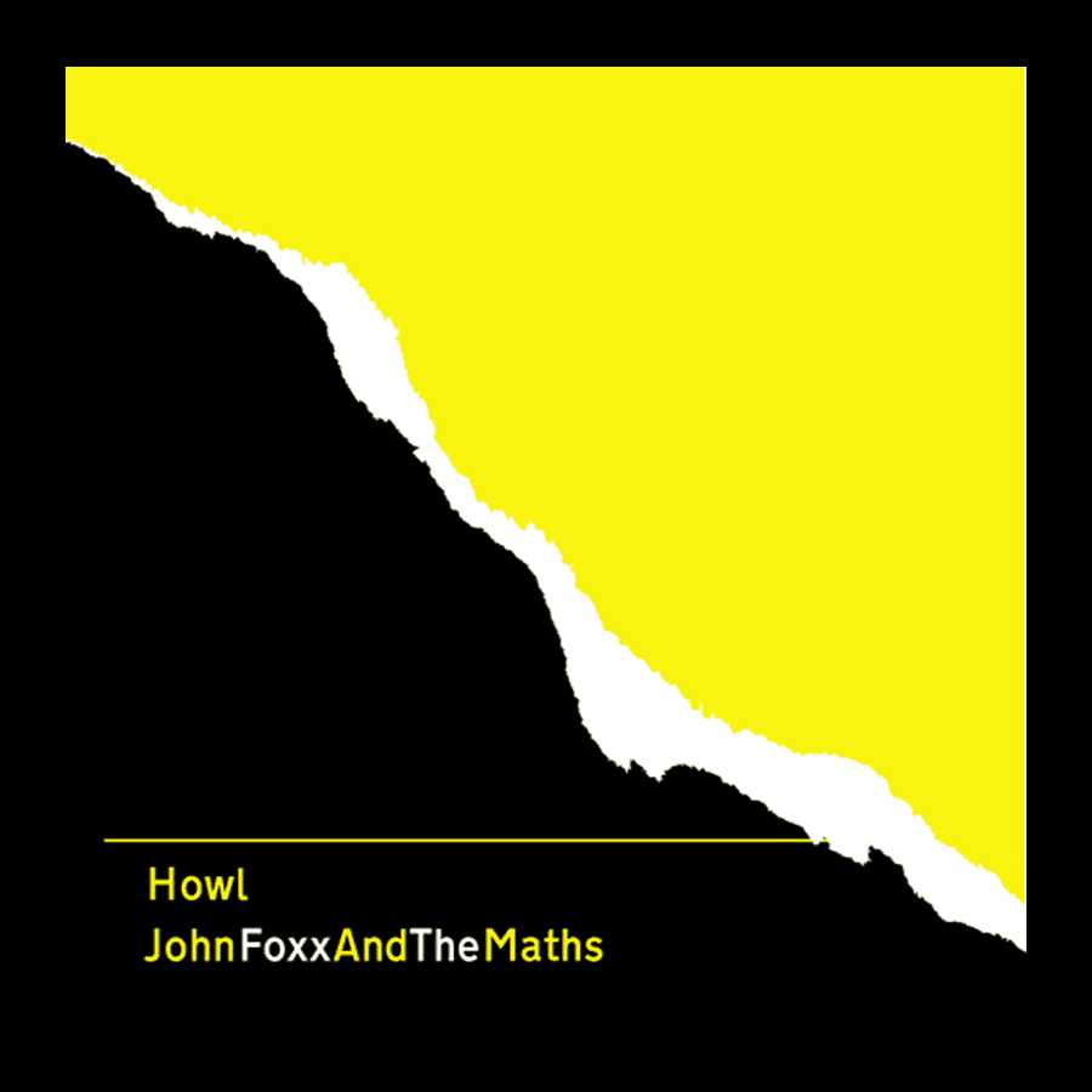 John Foxx & The Maths - Howl - CD