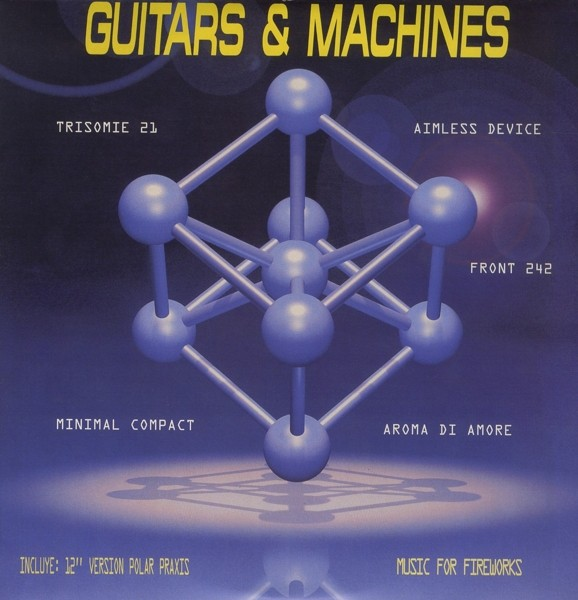 V.A. - Guitars & Machines vol. 1 - 2CD
