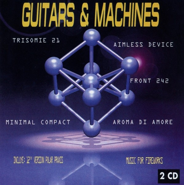 V.A. - Guitars & Machines - 2LP