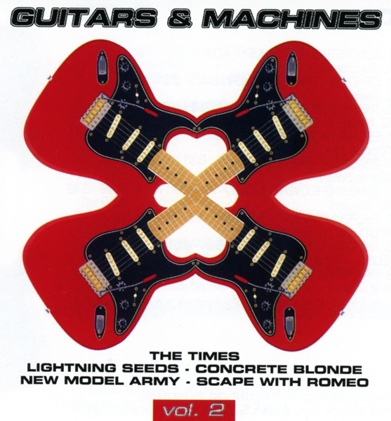 V.A. - Guitars & Machines vol. 2 - 2CD
