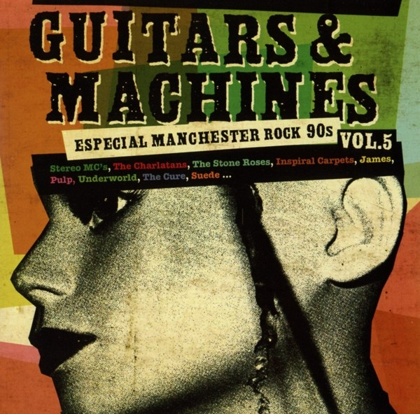 V.A. - Guitars & Machines Vol.5-Manchester Rock - 2CD
