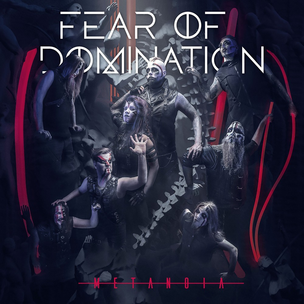 Fear Of Domination - Metanoia - CD