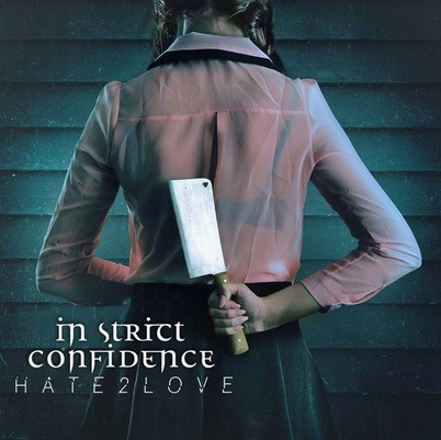 In Strict Confidence - Hate2love - CD