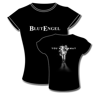 Blutengel - You Walk Away - Girlie - Girlie Shirt