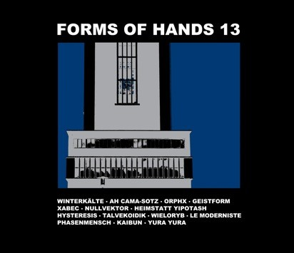 V.A. - Forms of Hands 13 - CD