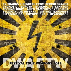 V.A. - Festival Tour Weapons 2013 - CD