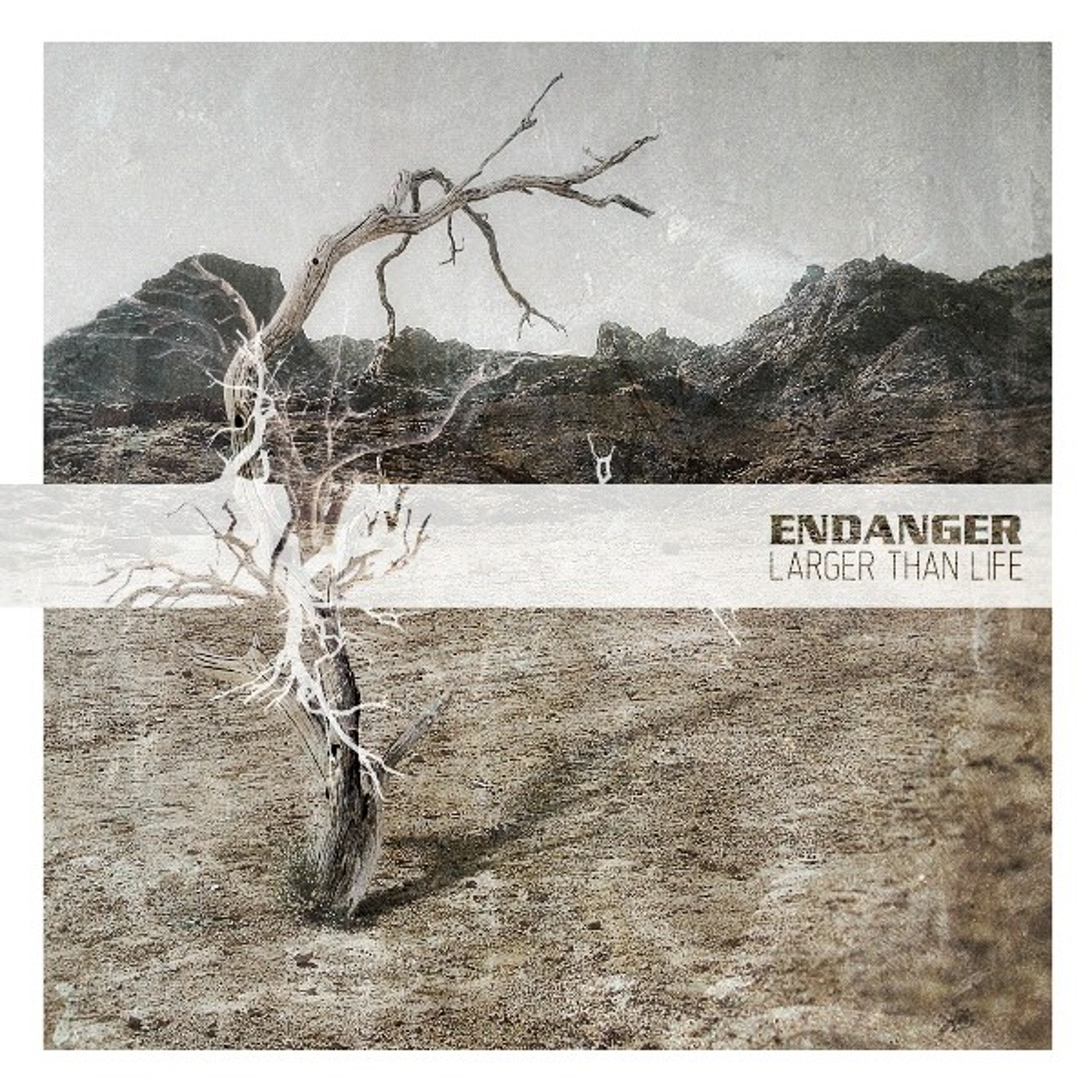 Endanger - Larger than life - CD