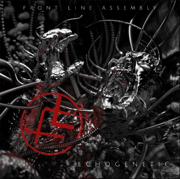 Front Line Assembly - Echogenetic - CD