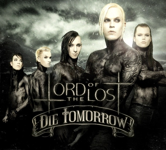 Lord Of The Lost - Die Tomorrow - 2CD