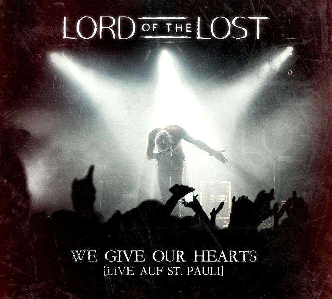 Lord Of The Lost - We Give Our Hearts (live auf St. Pauli) - 2CD - DigiPak 2CD