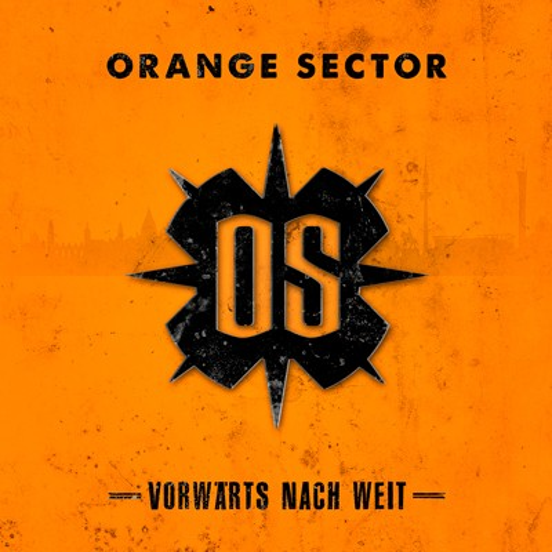 Orange Sector - Vorwärts nach weit - CD