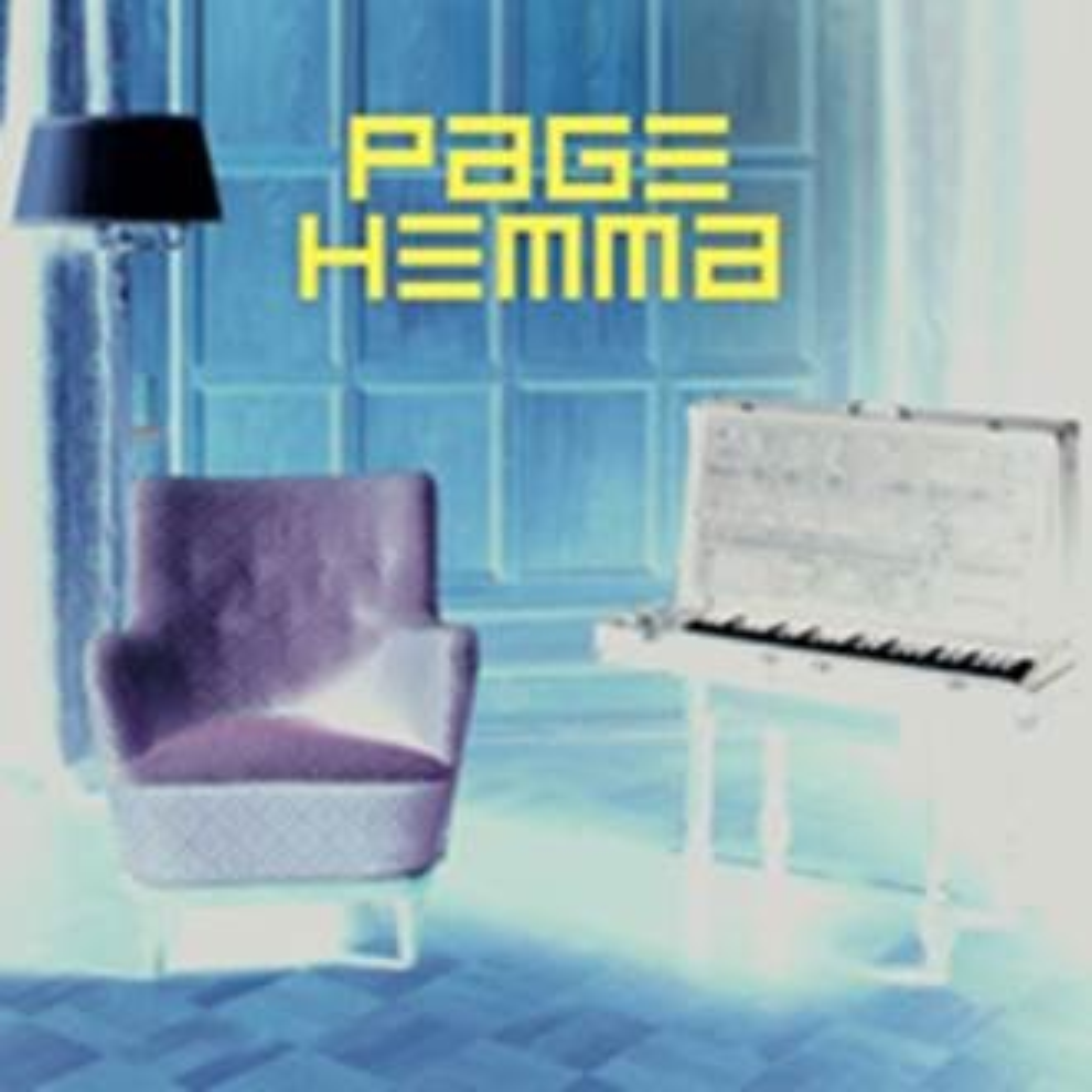 Page - Hemma - CD