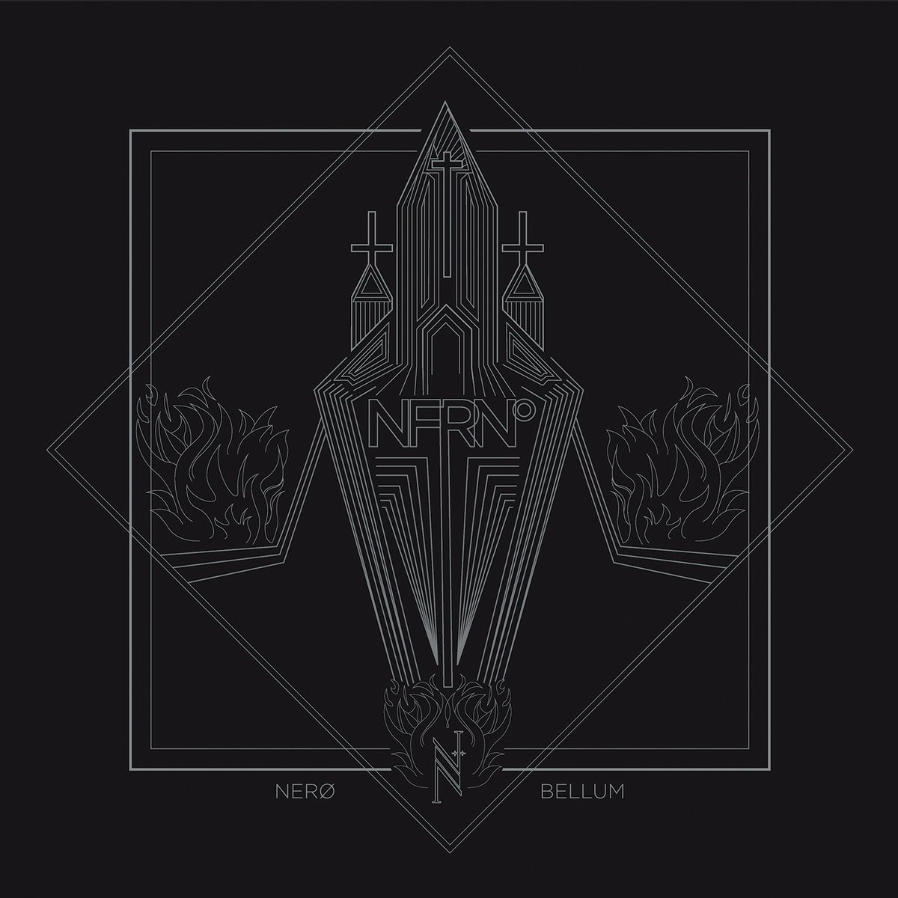 Nero Bellum - NFRN - CD